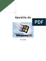 Windows 98 Por Lucas Melo