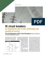 DC Circuit Breaker