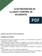 Medidas de Prevencion de Riegos