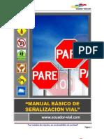 Manual Basico de Senalizacion Vial