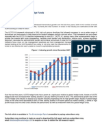 Eurekahedge April 2013 - UCITS Hedge Fund Key Trends