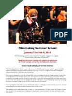Summerfilmschool Enrol