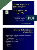 CA DE PIEL HOLOCAUSTO DEL SIGLO XXI