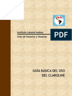 Manual Curso Claroline