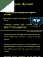 1_Conceituação e Normalização das Máquinas Agrícolas