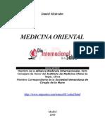 Atención y Terapia en Medicina Oriental