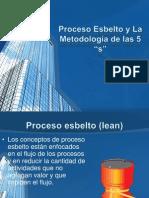 Proceso Esbelto y La Metodología de las 5