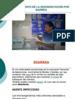 TRATAMIENTO DE LA DESHIDRATACIÓN POR DIARREA.ppt
