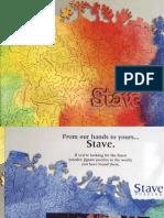 Stave Catalog 2001-2002