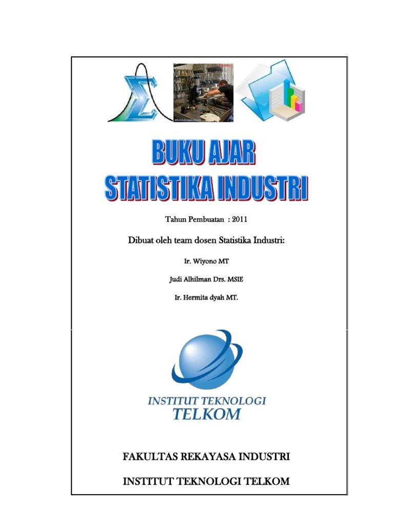 Buku ajar statistika industri1 ccuart Images