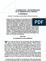 201. Res.-interruption- Transformation,-Incarnation as Hermeneutical Strategy