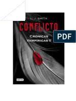 Cronicas Vampiricas II Conflicto_ Lisa Jane Smith
