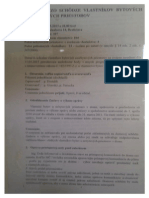 Zápisnica z domovej schôdze dňa 15.5.2013