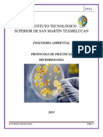 protocolo microbiologia