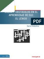 Adquisición de léxico en clase de ELE - García Calviño, Juan Manuel
