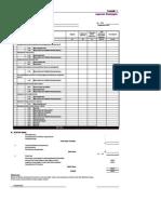 Form Kosong Laporan Keuangan
