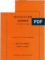 Buddhism Handbook - Various Authors