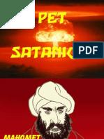Pet Satanique en Islam
