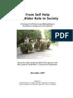 SHG Report Central Asia 2007