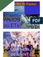 VISITANTES DO ESPAÇO