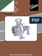 Pump Manual