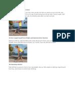 8 Week Training Stretches