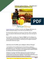 Pastillas para adelgazar African Mango