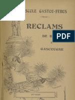 Reclams de Biarn e Gascounhe. - Yené 1914 - N°1 (18e Anade)