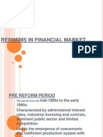 Final Ppt Reforms in Financial System