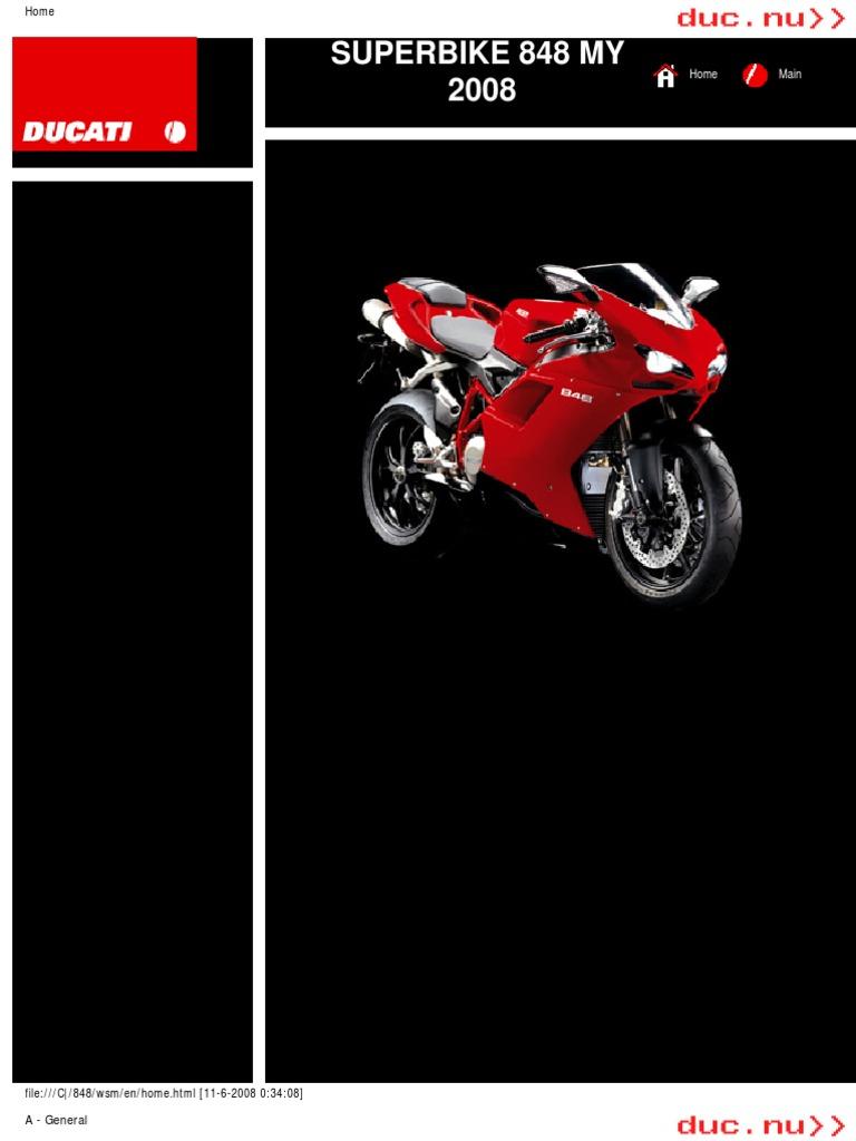 Workshop manual 848 transmission mechanics brake fandeluxe Images
