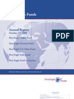 FEF Annual Report