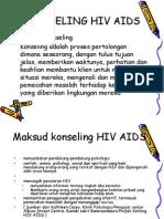 Konseling Hiv Aids