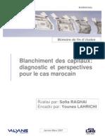 Blanchiment Des Capitaux Diagnostic Et Perspectives Pour Le Cas Marocain