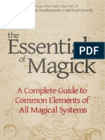 The Essentials of Magick