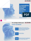 Baromètre politique - juin 2013