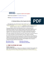 3-A Christian Defence to Muslim ,Sabir Ali