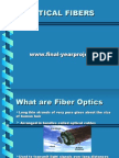 Optical Fiber Presentation