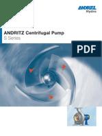 Hydro Pumps Products Brochure s Centrifugal Pump e 2