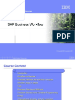 Workflow Training Material