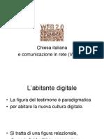 Chiesa Italiana e Comunicazione in Rete 5