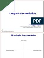 Semiotica Dei Media