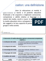 Media Education  2