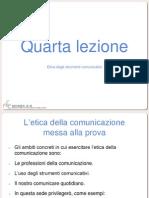 Etica della Comunicazione 4