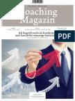 """USP-D """"Gruppen-Coaching auf Vorstandsebene"""" Artikel im Coaching Magazin"""