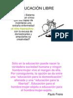 EDUCACIÓN LIBRE pdf (Palante)