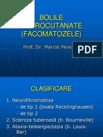 Bolile neurocutanate (facomatozele)