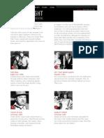 Top 25 Noir Films