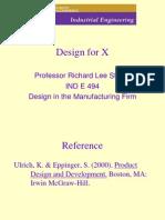 Design for X.ppt