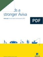 Aviva 2012 Annual Report