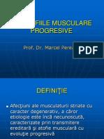 Distrofiile musculare progresive